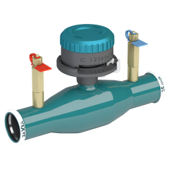 148 Reduced bore precision control knop