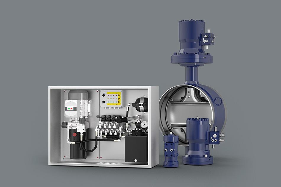 Hydrox toimilaite