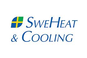 SweHeat & Cooling logo